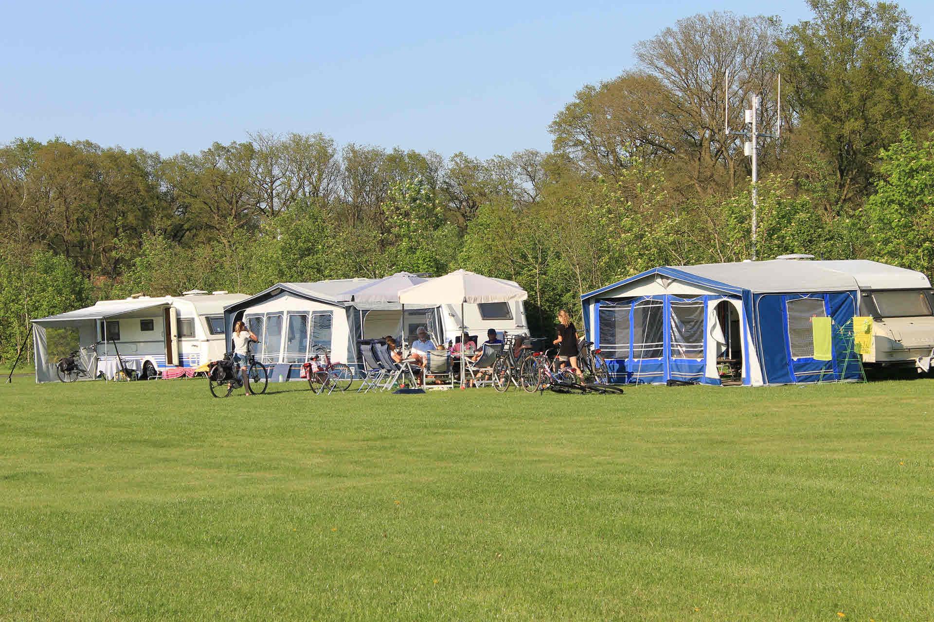Camping In Twente Bij Ootmarsum En Tubbergen Dal Van De Mosbeek